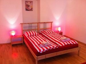 preiswerte Ferienwohnung mit 2 Schlafzimmer am Rennweg Wien